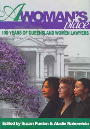 Cover of A Woman's Place