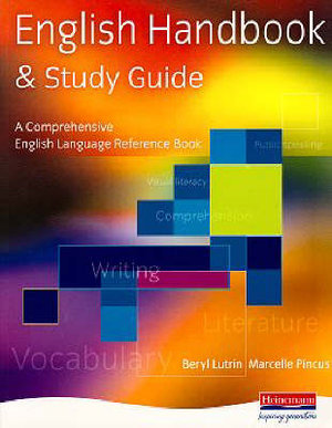 Cover of English Handbook and Study Guide