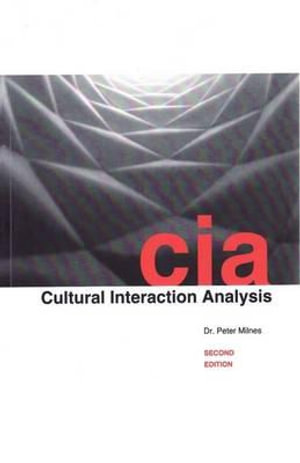 Cover of Cultural Interaction Analysis