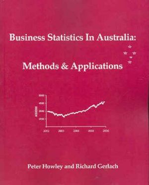 Cover of Business Statistics in Australia