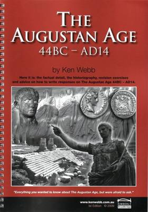 Cover of The Augustan Age 44BC - AD14