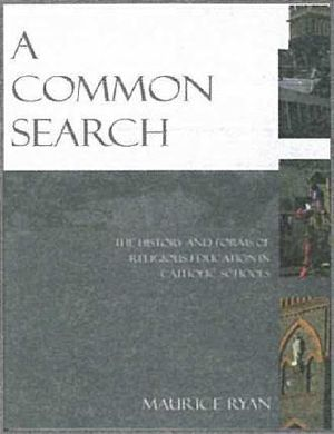 Cover of A Common Search