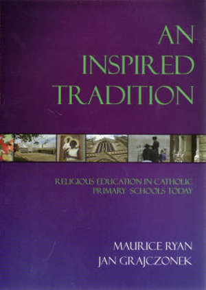 Cover of An Inspired Tradition