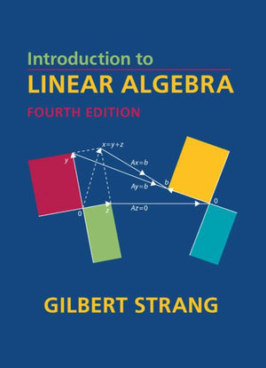 Cover of Introduction to Linear Algebra