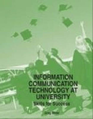 Cover of Information Communication Technology at University