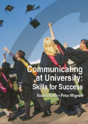 Cover of Communicating at University
