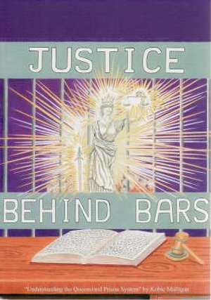 Cover of Justice Behind Bars