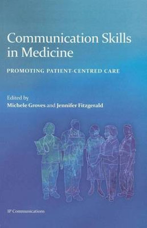 Cover of Communication Skills in Medicine
