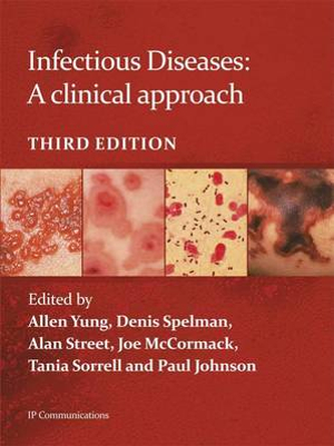 Cover of Infectious Diseases: A Clinical Approach