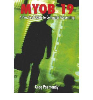 Cover of MYOB Version 19
