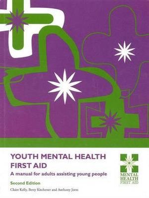 Cover of Youth Mental Health First Aid