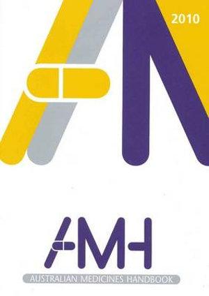 Cover of Australian Medicines Handbook 2010