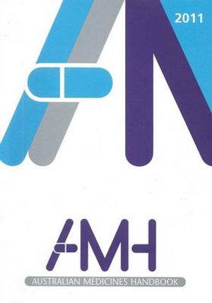 Cover of Australian Medicines Handbook 2011