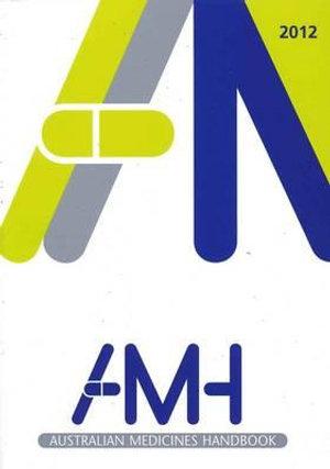 Cover of Australian Medicines Handbook 2012