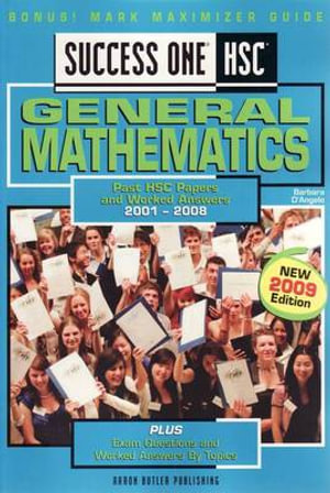Cover of General Mathematics