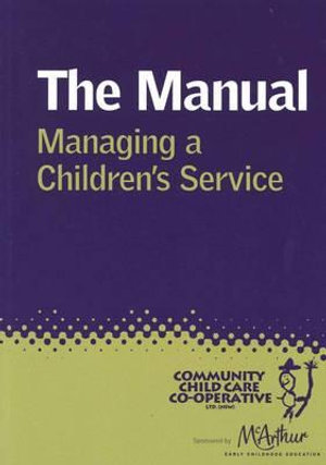 Cover of The Manual