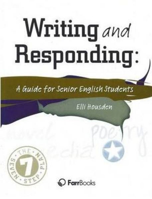 Cover of Writing and Responding