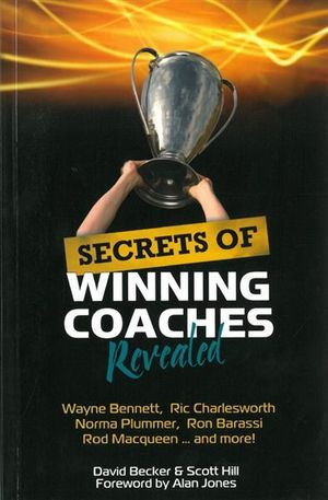 Cover of Secrets of Winning Coaches Revealed