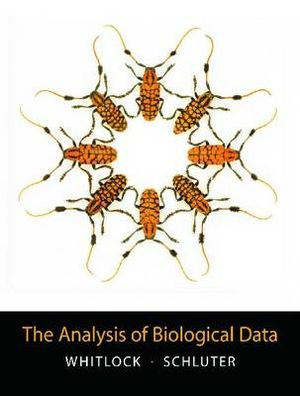 Cover of The analysis of biological data