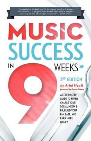 Cover of Music Success in Nine Weeks