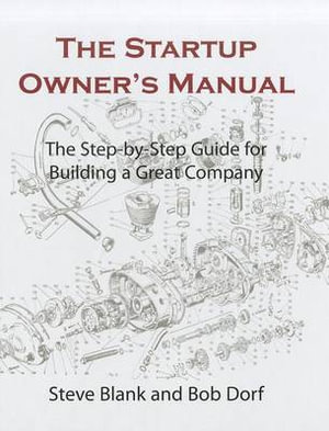 Cover of The Startup Owner's Manual