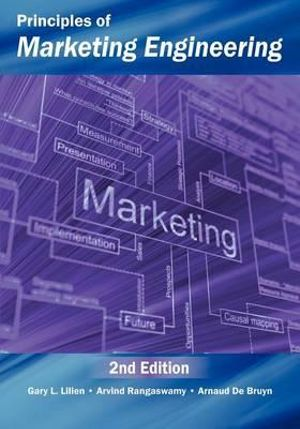 Cover of Principles of Marketing Engineering, 2nd Edition