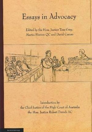 Cover of Essays in Advocacy