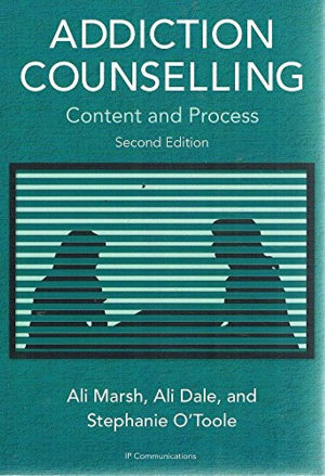 Cover of Addiction Counselling