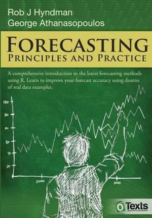 Cover of Forecasting: principles and practice