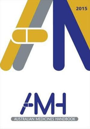 Cover of Australian Medicines Handbook 2015