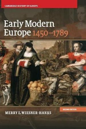 Cover of Early Modern Europe, 1450-1789