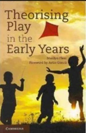 Cover of Theorising Play in the Early Years