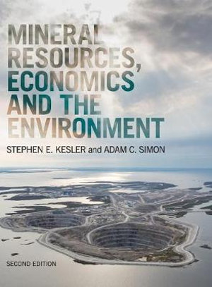 Cover of Mineral Resources, Economics and the Environment