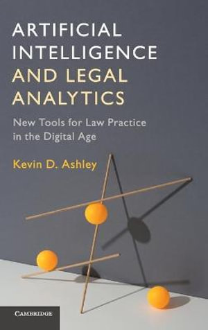 Cover of Artificial Intelligence and Legal Analytics