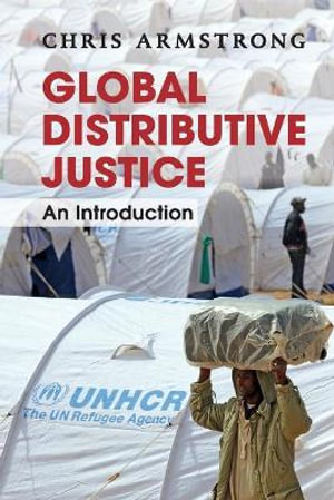 Cover of Global Distributive Justice