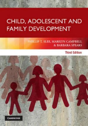 Cover of Child, Adolescent and Family Development