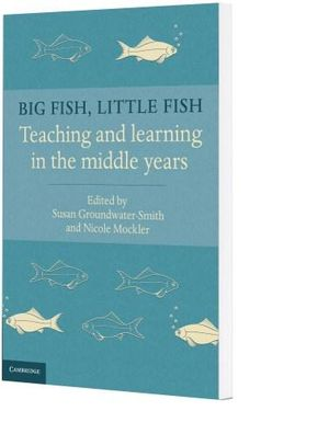 Cover of Big Fish, Little Fish