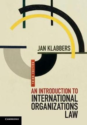 Cover of An Introduction to International Organizations Law