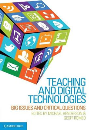 Cover of Teaching and Digital Technologies