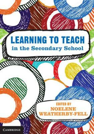 Cover of Learning to Teach in the Secondary School