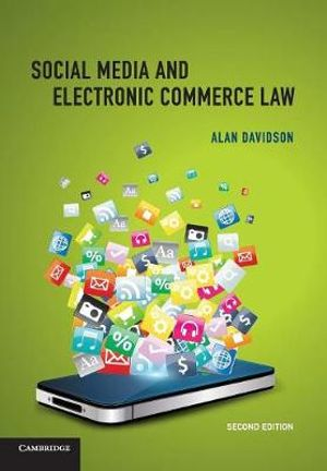 Cover of Social Media & Electronic Commerce Law