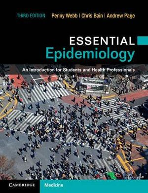 Cover of Essential Epidemiology