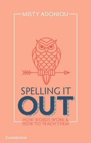 Cover of Spelling It Out