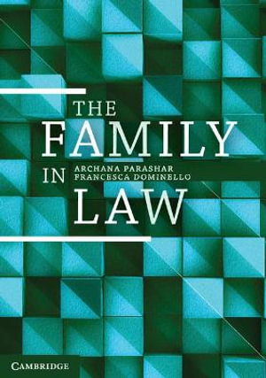 Cover of The Family in Law