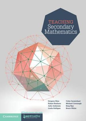 Cover of Teaching Secondary Mathematics