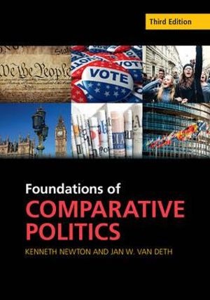 Cover of Foundations of Comparative Politics