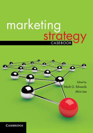 Cover of Marketing Strategy Case Book