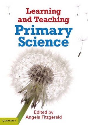 Cover of Learning and Teaching Primary Science