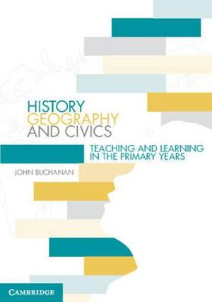 Cover of History, Geography and Civics