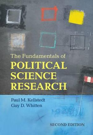 Cover of The Fundamentals of Political Science Research
